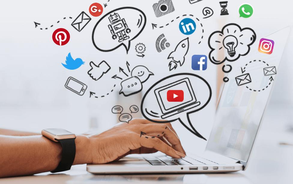 media sosial - Halal OEM Manufacturer