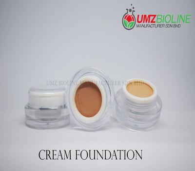 cream foundation oem - Halal OEM Manufacturer