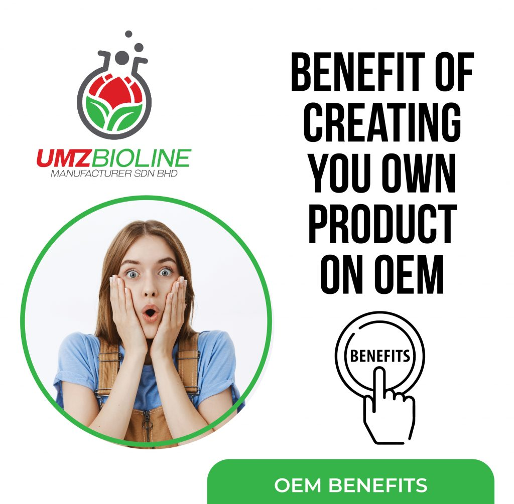 Benefits Of Creating Your Own Products Through OEM Malaysia