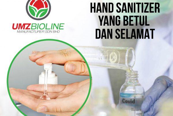 cara buat hand sanitizer - Halal OEM Manufacturer