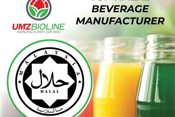 top halal beverages manufacturer - Halal OEM Manufacturer