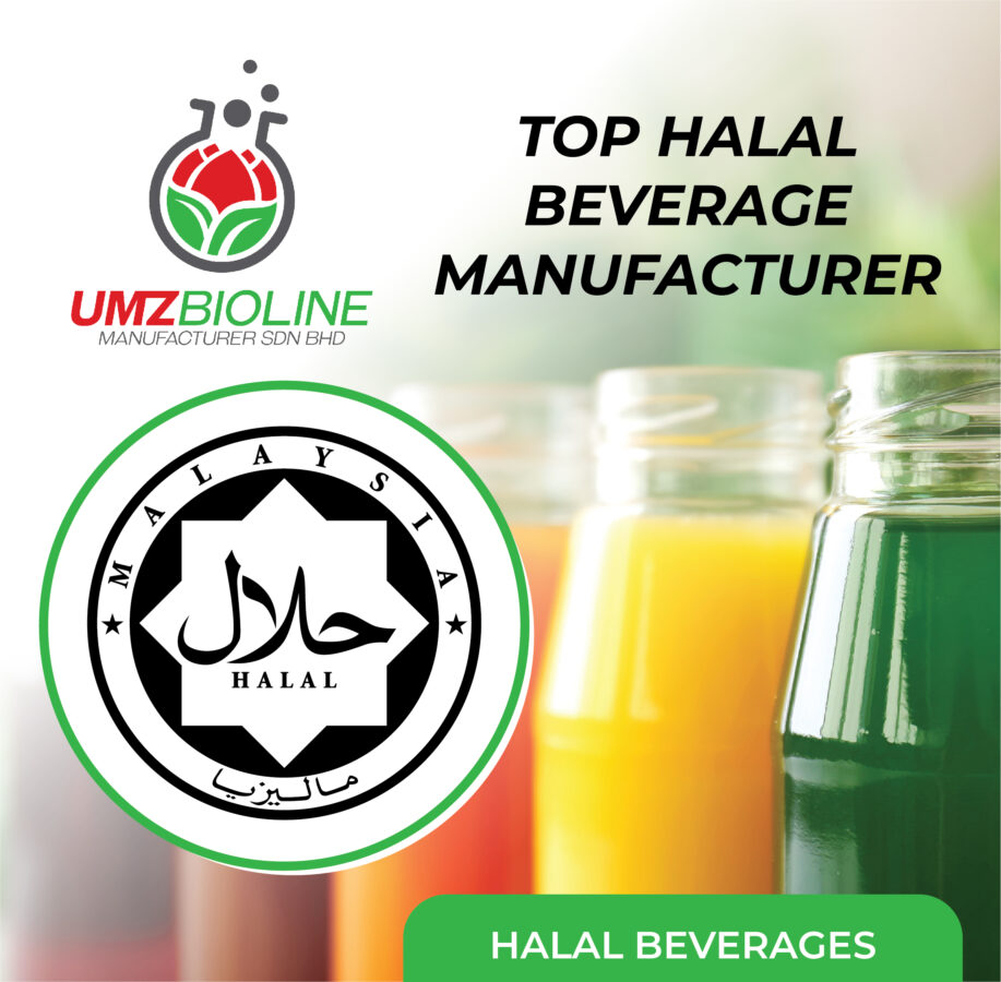 Top Halal Beverage Manufacturer Malaysia