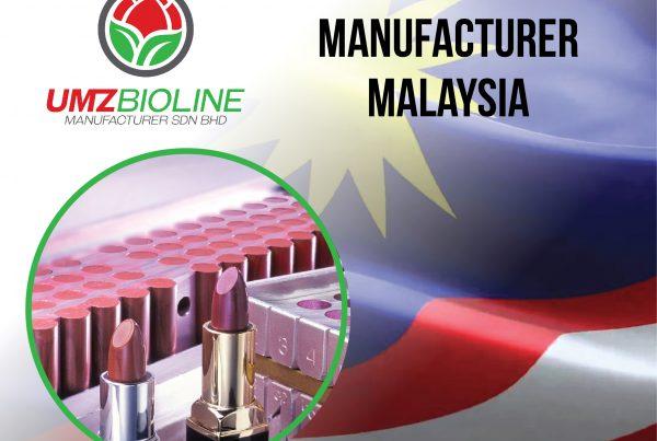cosmetics manufacturer malaysia - Halal OEM Manufacturer