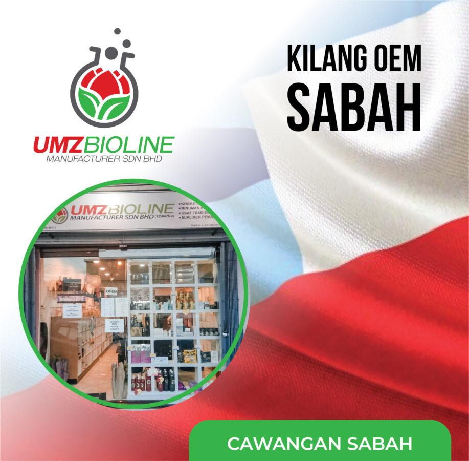 Kilang OEM Sabah   Kota Kinabalu , Tawau , Sandakan