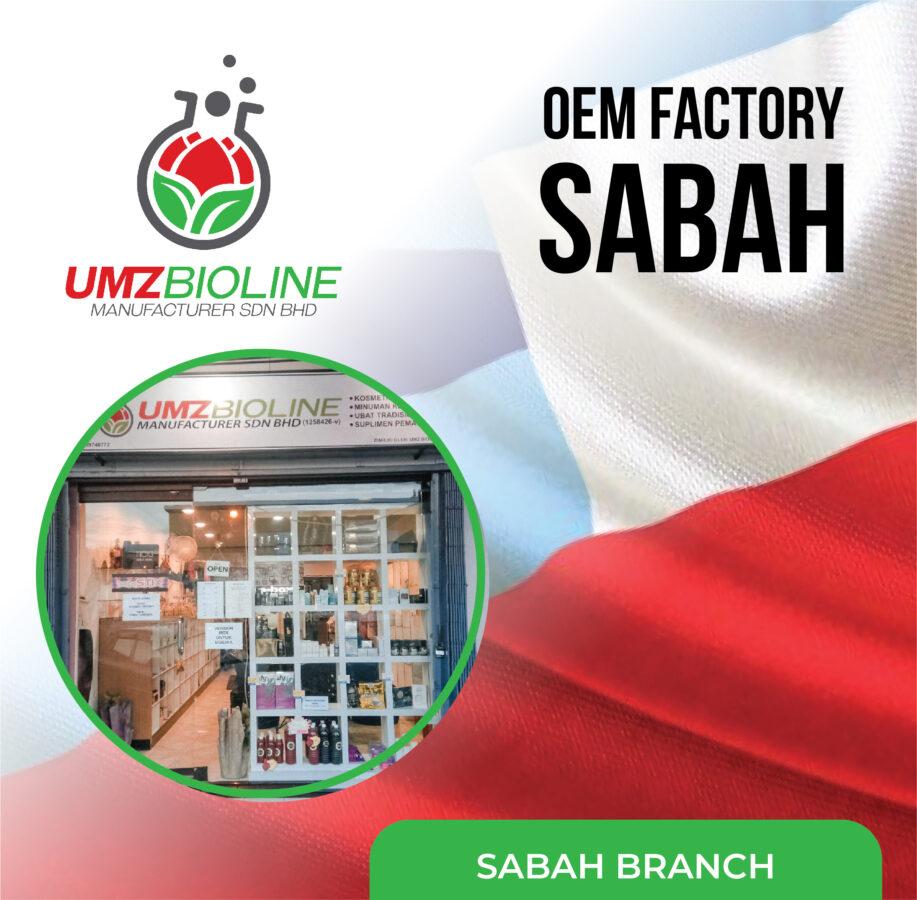 Sabah OEM Factory | Kota Kinabalu, Tawau, Sandakan