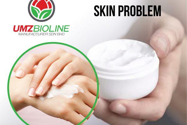 Cream For Skin Problems - Halal OEM Manufacturer